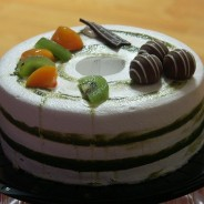 Gratitude: A Birthday Cake With No Fat And No Calories